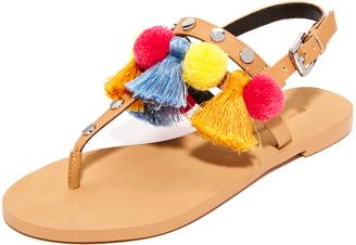 Rebecca Minkoff Estelle Sandals $125 thestylecure.com