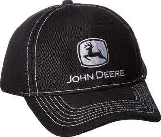 John Deere Men s Diamond Poly Mesh Embroidered Logo b1578d4340a6