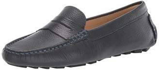 Driver Club USA Womens Genuine Leather Made in Brazil Naples Loafer Driving Style