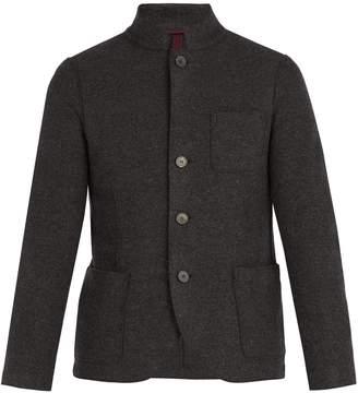 Harris Wharf London Single-breasted wool jacket