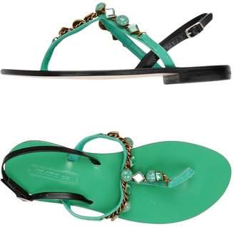 Nanni Toe strap sandals - Item 11385227