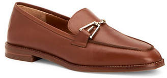 Aquatalia Teodora Leather Loafers