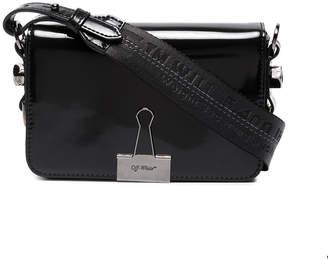 Black Mini Binder Clip Bag