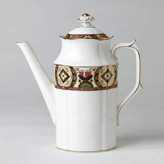 "Bloomingdale's Royal Crown Derby ""Chelsea Garden"" Coffee Pot"