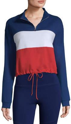 Flirtitude Womens Long Sleeve Sweatshirt Juniors
