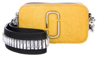 Marc Jacobs Ponyhair Snapshot Camera Bag