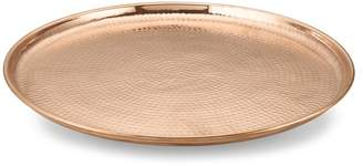 Williams-Sonoma Hammered Copper Countertop Lazy Susan, Large