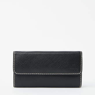 Roots Medium Trifold Clutch