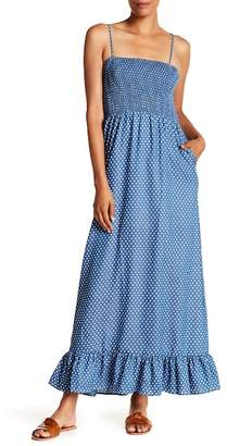 Lucca Couture Printed Maxi Dress