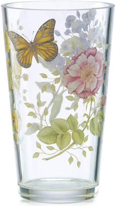 Lenox Butterfly Meadow Collection Acrylic Highball Glass