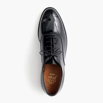 J.Crew Ludlow balmoral tuxedo shoes