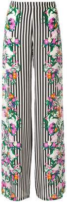 Saloni wide leg trousers