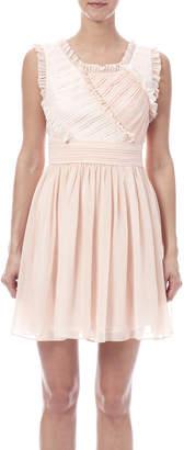 Minuet Ruffled Dress