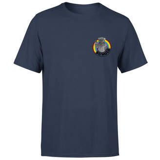 Rainbow Bungle Pocket Men's T-Shirt