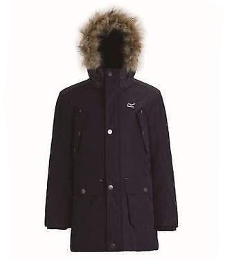 Regatta Kids Boys Payton Parka Juniors Jacket Coat Top