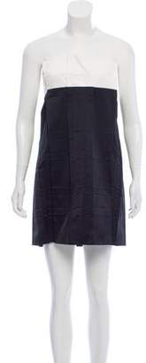 Marc Jacobs Strapless Mini Dress
