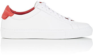 Givenchy Women's Urban Street Leather Sneakers $495 thestylecure.com