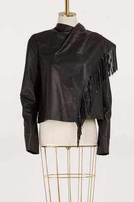 Isabel Marant Nestor leather jacket