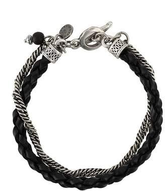 Eleventy double stranded bracelet