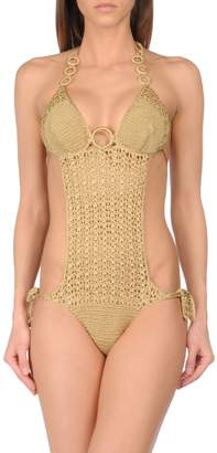 MB Beach Couture MB BEACHCOUTURE One-piece swimsuits - Item 47191966
