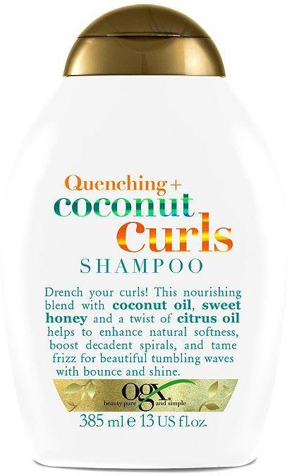 OGX Quenching Coconut Curls Shampoo 385ml