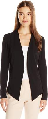 BCBGeneration Women's Welt Pocket Tuxedo Blazer