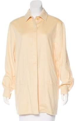 Loro Piana Lightweight Cashmere Jacket