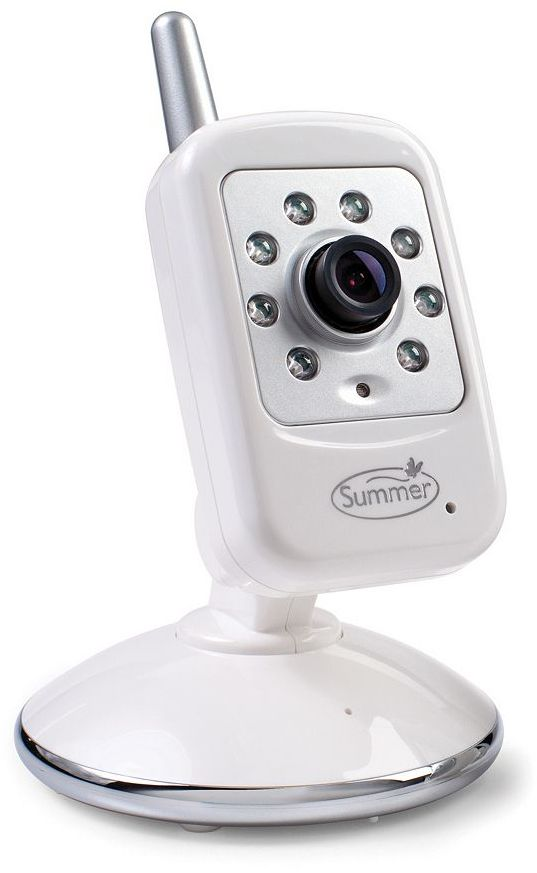 Summer infant clearview digital baby monitor camera