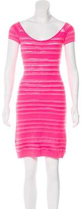 Blumarine Bodycon Mini Dress