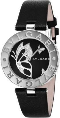 Bvlgari 【56%OFF】ブルガリブルガリ 腕時計 BZ35BDSLユニセックスブラックF【 】【セール開催中】