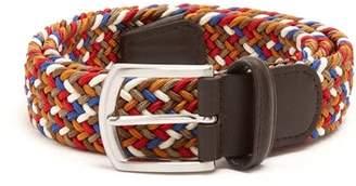 Anderson's - Woven Elasticated Belt - Mens - Multi