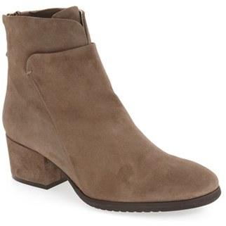 Women's Sesto Meucci 'Foss' Zip Bootie $284.95 thestylecure.com