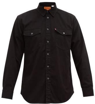Levi's Wardrobe.Nyc Wardrobe.nyc - X Levis Cotton Twill Shirt - Mens - Black