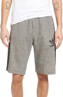 Men's Adidas Originals Ac Baggy Sweat Shorts $60 thestylecure.com