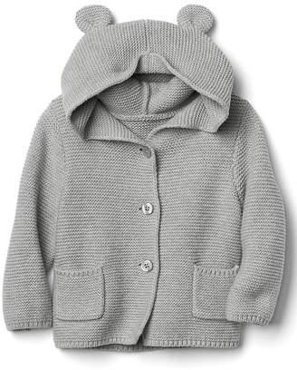 Gap (ギャップ) - Gap Bear Sweater Hoodie