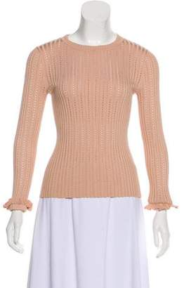 Jonathan Simkhai Lightweight Knit Top
