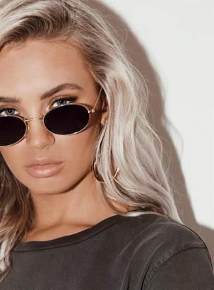 Frankie Oval Sunglasses