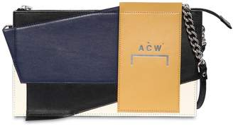 A-Cold-Wall* Color Block Leather Pouch