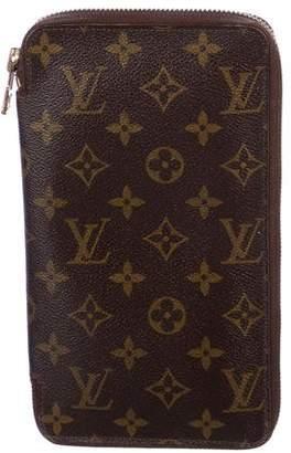 Louis Vuitton Vintage Monogram Voyage Travel Organizer