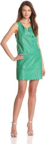 Tracy Reese Women's Scallop Shift Dress