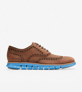ZERGRAND Wingtip Oxford