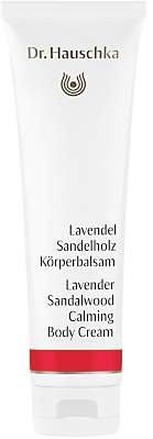 Dr. Hauschka Skin Care Lavender Sandalwood Calming Body Cream, 145ml