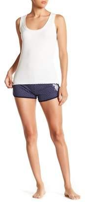 U.S. Polo Assn. Polka Dot Pajama Shorts