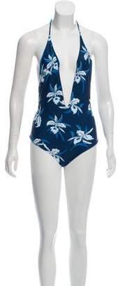 Mikoh Hawaii Hula One-Piece Swimsuit w/ Tags