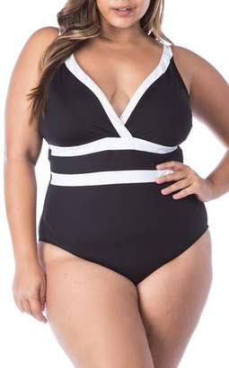 LaBlanca La Blanca Modern One-Piece Swimsuit