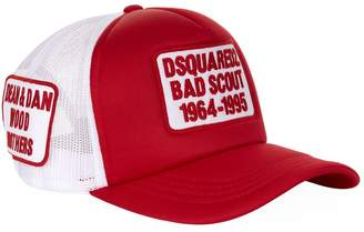 DSQUARED2 Bad Scout Baseball Cap