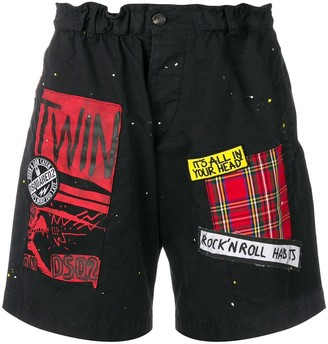 DSQUARED2 It's All In Your Head shorts