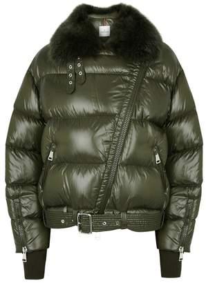 Moncler Foulque Fur