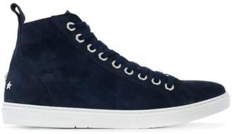 Jimmy Choo Colt hi-top sneakers