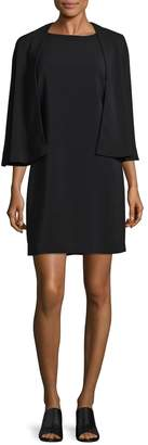 Tracy Reese Women's Caped Shift Dress